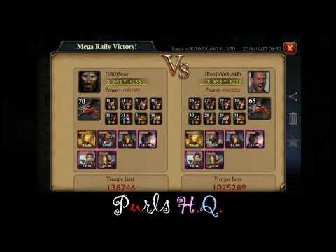 80 KVK 47 - Invasion Team Go! - King of Avalon
