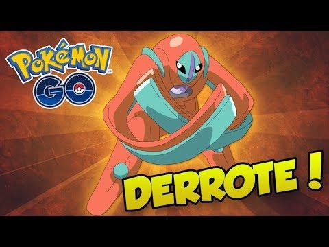 DEOXYS DEFESA CHEGOU !!! SAIBA SEUS COUNTERS  - Pokémon Go | PokeNews & PokeDicas thumbnail