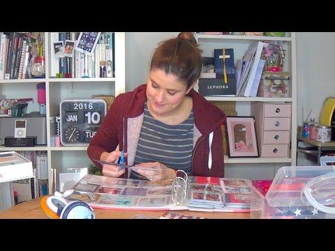 Scrapbooking Et Si On Faisait Une Page Ensemble Project Life