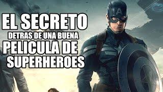 EL SECRETO DETRAS DE UNA BUENA PELICULA DE SUPERHEROES | EL VIAJE DEL HEROE