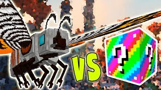 MOTHRA VS. LUCKY BLOCK (MINECRAFT LUCKY BLOCK CHALLENGE)