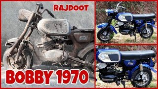 BOBBY RAJDOOT GTS 1970 | 175 CC RAJDOOT |  REVIEW |