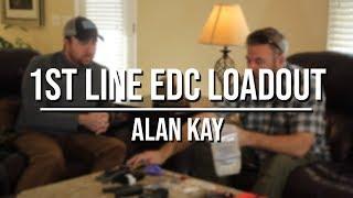 Alan Kay 1st Line EDC Loadout