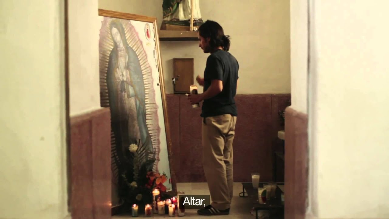 "Clip: Who Is Dayani Cristal, ""Altar Scene"" (NYFF51)"