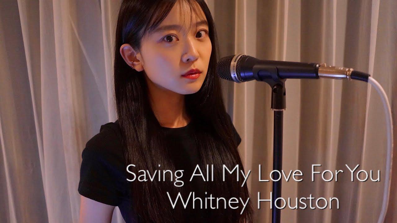 Saving All My Love For You/Whitney Houston 【歌ってみた】【 洋楽カバー】ホイットニーヒューストン