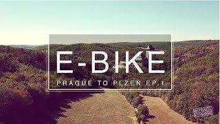 Epic E-Bike Adventure:  Prague to Pilsen (part 1)