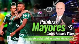 Palabras Mayores: Miguel Borja está confiado en conformar los 23 por su momento