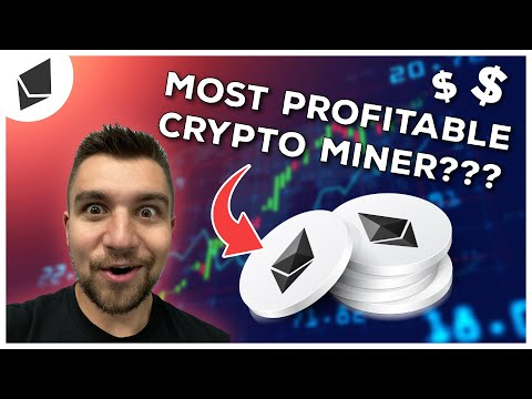 Crypto Mining The MOST PROFITABLE COIN ????