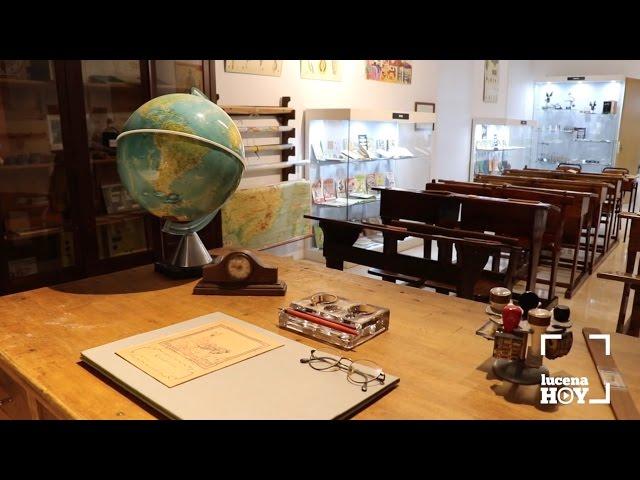 VÍDEO: Te mostramos el Museo de la Escuela, inaugurado en la Casa de los Mora