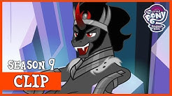 King Sombra Takes Over the Crystal Empire (The Beginning of the End) | MLP: FiM [HD]