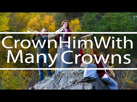 Crown Him With Many Crowns | God So Loved The World | Fountainview Academy