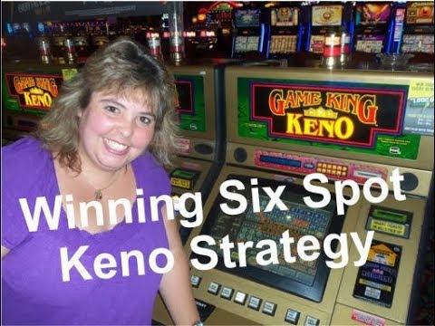 Keno Strategy Winning