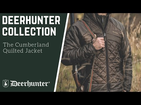 The Cumberland Quilted Jacket