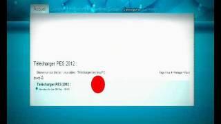 Télécharger pes 2012 gratuitement