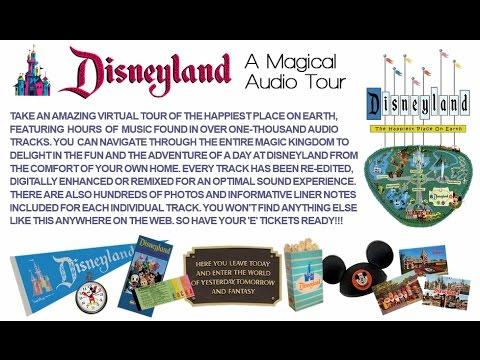 Ch. 1-10 Disneyland Storage Lockers Area Music (Disneyland Magical Audio Tour) - DisneyAvenue.com