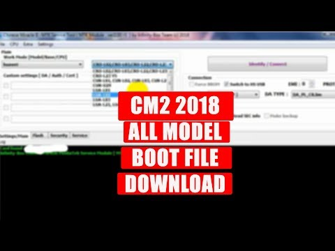 CM2 CM2MT2 2018 ALL MODEL BOOT FILE FREE DOWNLOAD - YouTube