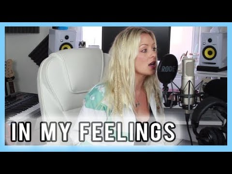 Drake - In My Feelings (Alexa Goddard Cover)