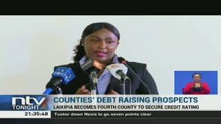 Laikipia becomes fourth county to secure credit rating