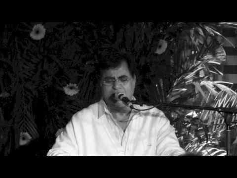 Jagjit Singh Live - Dard Se Mera Daaman Bhar De - Very Rare Tribute