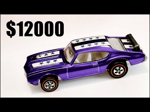 Most Valuable Hot Wheels Cars