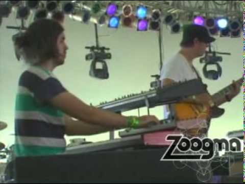 """Zoogma - """"Squeeze, Release pt. 1"""" Live at Wakarusa 6/4/10"""