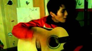 Con đường tình yêu guitar cover acoustic