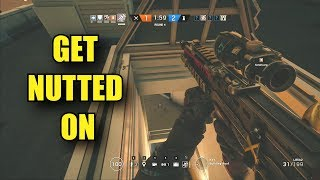 Nutted On: Rainbow Six Siege
