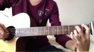 お時間のある方は見て行って下さい(^ ^) 平井堅の「half of me」をギタ...