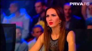 CHRISTINA AGUILERA - HURT (Best Live Cover by Mirna   Nevena)