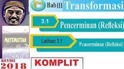 latihan 3,1 matematika kelas 9 bse k13 transformasi