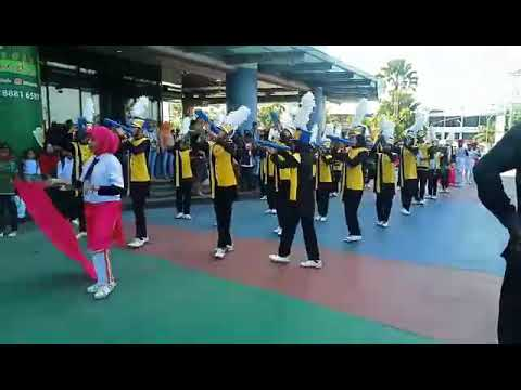 Kirab GMT corp plaza Medan fair 2018