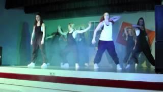 Danswedstrijd a Dance for Life 19- 01-2012