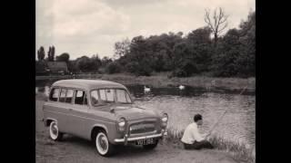 Ford 100E Sidevalve Vans and Estates