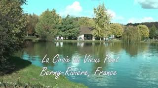 Autumn Break at La Croix du Vieux Pont at Berny-Riviere with Eurocamp