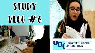 Segunda práctica de Ética + ¿Qué uso para maquetar las PACs? · STUDY VLOG #6 | Christine Hug