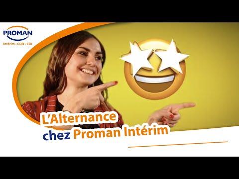 L'Alternance chez Proman Intérim - PROMAN