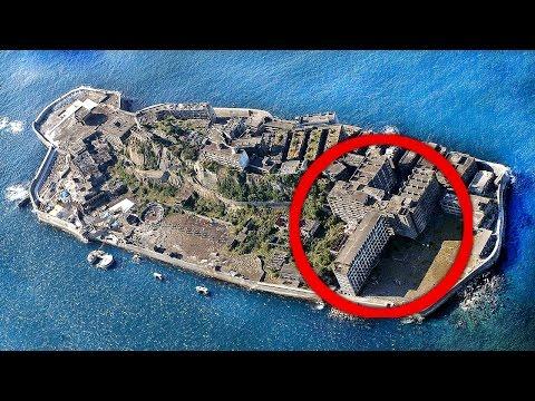 10 Dangerous Remote Islands On Earth clip