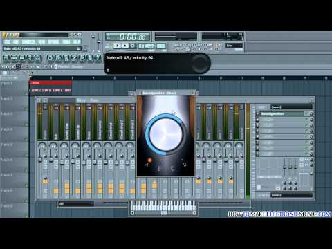 How To Make A Progressive Trance Beat