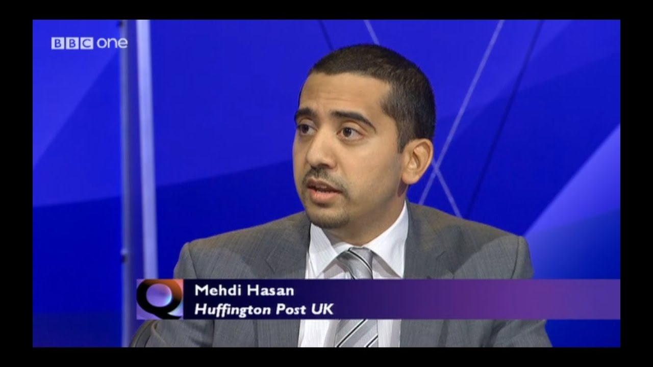 Image result for Mehdi Hassan, british broadcaster