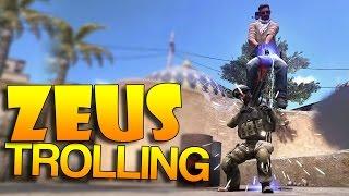 CS:GO - Zeus TROLLIN! #13