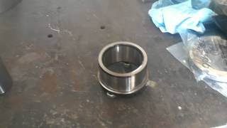 Pinion Shaft Assembly Video #1