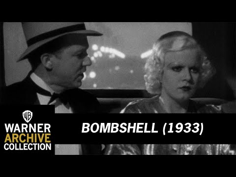Bombshell 1933 – If I Wanted Soil My Hands....