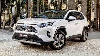 Toyota Rav4, la nueva generación está a la venta y con propulsión híbrida