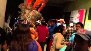 chinelos en cuijingo 2014 banda serró verde