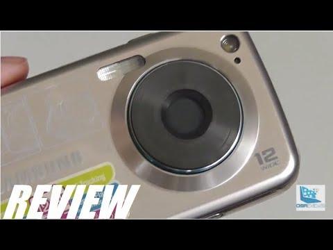 Retro Review: Samsung Pixon12 - 12MP Camera Phone!