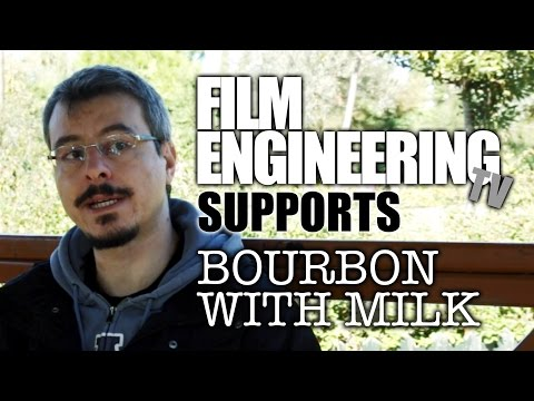Filmmaker Paris Patsouridis on Bourbon With Milk