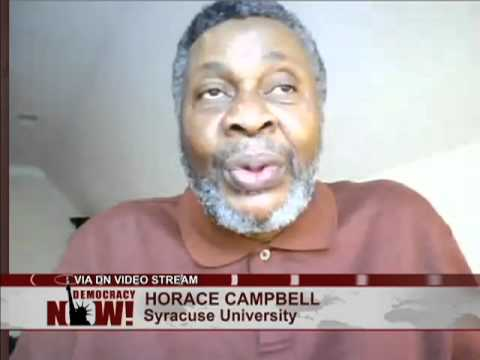 """Horace Campbell on Ivory Coast Crisis: """"This is a Test for the African Union"""" 2 of 2"""