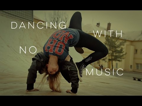 Dancing With No Music - Motivational Video
