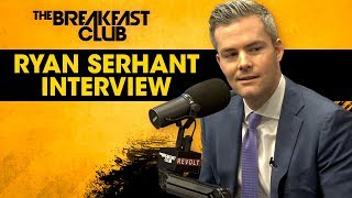 Ryan Serhant On Secrets To Real Estate, 'Million Dollar Listing' & How To Sell Anything
