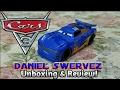 Disney Pixar Cars 3 Diecast Review: Daniel Swerez (Next-Gen Octain Gane Racer) - Unboxing & Review!